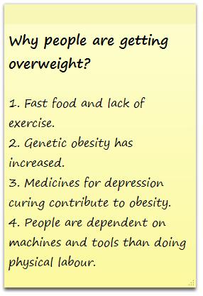 Genetic obesity has increased